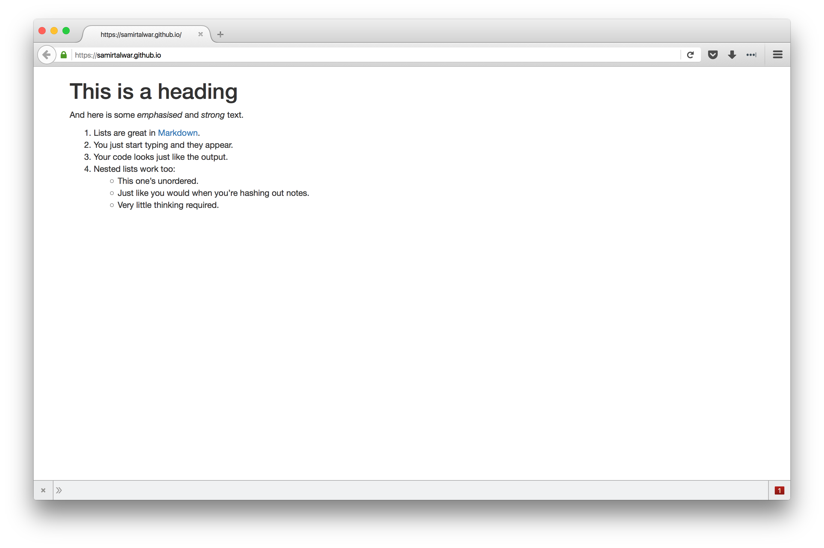 Tutorial: How to host your websites for free using Github