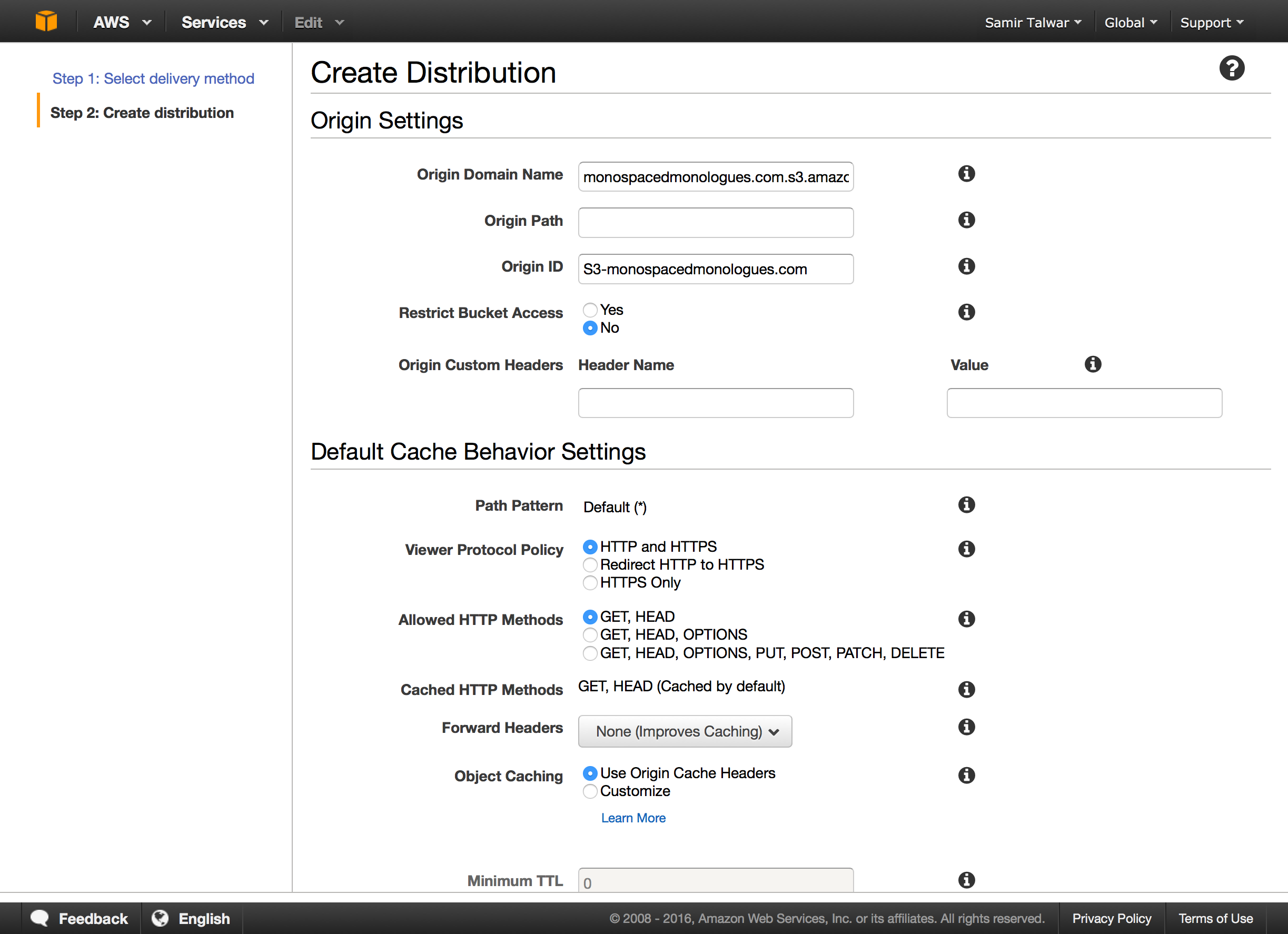 Tutorial: How to use Amazon S3 and CloudFront CDN to serve