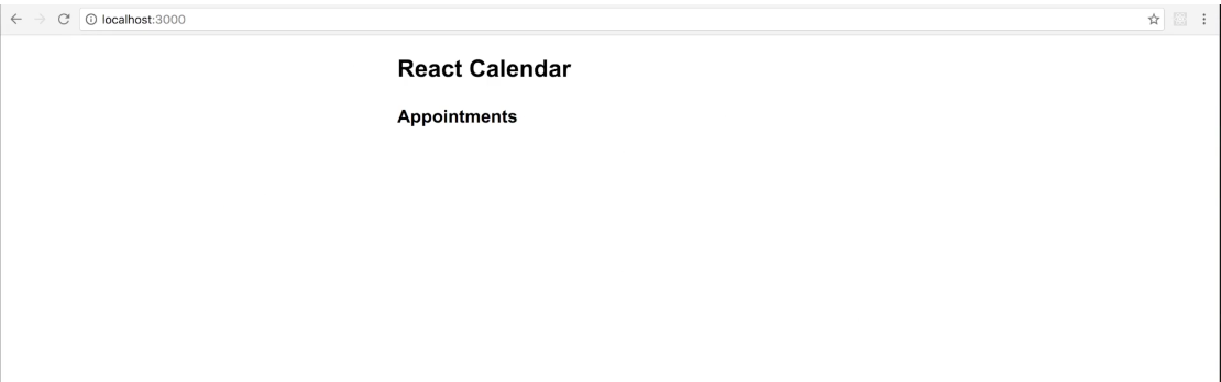 Migrating the Calendar appointments app to react_on_rails | Learnetto